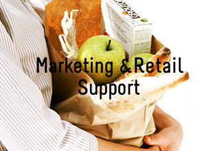 Marketing Retail & Support